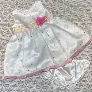 George Baby Dress size 12M